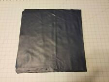 """Upholstery Leather - Blue 16"""" x 16"""" Squares"""