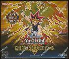 Yu-Gi-Oh Millennium Pack 1st Edition U.S English SEALED Booster Box Yugioh