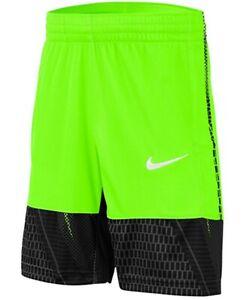New Nike Big Boys Dri-FIT Printed Mesh Shorts Size Large MSRP $30.00