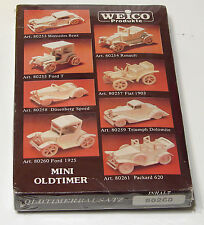 Weico Mini Oldtimer 80260 Ford 1925 wooden kit T