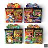Nouveau 36packs 324pièces Pokemon jeu de cartes amusant cadeau édition anglais