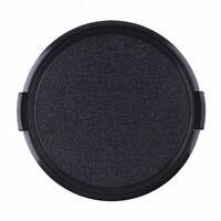 77mm Side Snap-on Front Lens Cap Protective Cover For All DSLR SLR Camera Lens