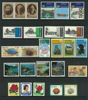 MNZ13) New Zealand 1979 Architecture, Harbours, Parliamentary, Xmas MUH