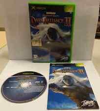 Gioco Game Console Microsoft XBOX PAL ITALIANO BALDUR'S GATE DARK ALLIANCE II 2
