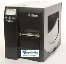 ZM400-200E-0000T Reconditionné THERMAL PRINTER ZM400 203 DPI - PARAL.,SERIAL,USB