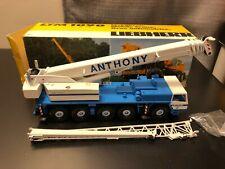 Conrad #2085 Liebherr LTM 1090 Anthony Mobile Crane - 1:50 - Die Cast Boxed!