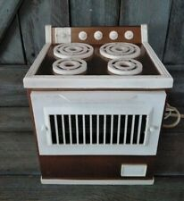 Vintage JUNIOR CHEF Magic-Cool Electric Oven (No. 6914) Tested Works RARE type