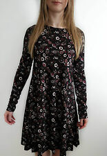 Marks and Spencer Floral Viscose Long Sleeve Women's Dresses