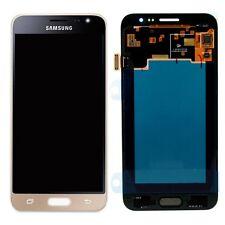Pantalla LCD kit completo gh97-18414b oro para Samsung Galaxy j3 j320f 2016 nuevo