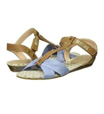 3fb4f643f9 Ladies Mustang Sandals . 5029-806-875. UK Size 2. Sky Blue