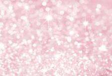 Pink Starlight 5X7Ft Vinyl Studio Photography Backdrop Background Prop