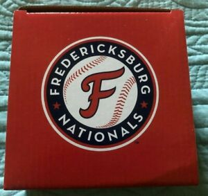Fredericksburg Nationals Inaugural Season Stadium Replica SGA 5/16/21