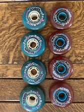 8 Axis Revision Ghost 80mm Outdoor Inline Skate Wheels Rollerblade Roller Hockey