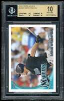 Mike Stanton Card 2010 Topps Update #US327 (PRISTINE) BGS 10