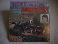 Rare CD single Johnny Hallyday BOF LE SOLEIL SE LEVE A L'EST-Neuf