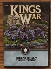 Kings Of War, 2nd Edition: Trident Realm Thuul Troop