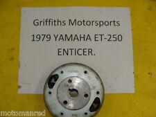 79 80 78 77 76 YAMAHA ENTICER 250 ET250 MAGNETO ROTOR FLYWHEEL F3T355 340?
