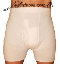 Ropa interior blanco 100% algodón talla M para hombre