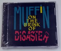 NEW Sealed CD - Jimmy Muffin - On The Brink Of Disaster - 1994 Alternative/Indie