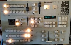 Panasonic EGP-7 AV Switcher / Special Effects Generator