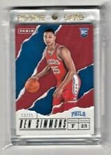 2017 PANINI FATHER'S DAY BEN SIMMONS RC (13/25) #36