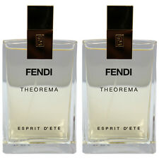 Theorema by Fendi for Women Combo Pack: Esprit D'Ete Spray 3.4oz (2x 1.7oz) - UB