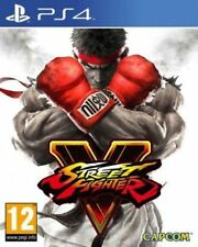 Street Fighter 5 V PS4 PAL Version  Brand New *DISPATCHED FROM BRISBANE*