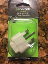 Enercell Grounded US to UK Plug Adapter 2730182