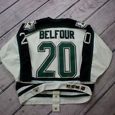 Ed Belfour Size 48 Jersey 1995-99 CCM Authentic Center Ice Dallas Stars