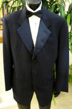 Giorgio Armani Black Label Tuxedo W/Tie Studs Cuff Links and Suspenders 40R