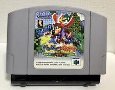 Banjo Kazooie Nintendo 64 N64 Japanese NUS-NBKJ-JPN Japan AUTHENTIC