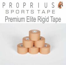 Rigid Premium Elite Rigid Sports Strapping Tape 6x Rolls  50mm x 13.7m