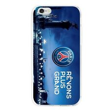 DIY Coque Etui en Silicone FC Paris Saint-Germain Housse Cool Para-chocs