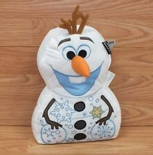 Genuine Inkoos Color n' Create Frozen Olaf Plush, Polyester Material/Washable