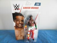 WWE Xavier Woods Series 94 Wrestling Action Figure 2018 NIP 7 in Tall Ages 6+