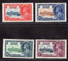 FALKLAND ISLANDS 1935 STAMP Sc. # 77/80 MH