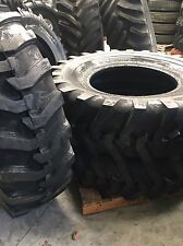 NEW R4 BACKHOE INDUSTRIAL Tyre 18.4x28 12ply 18.4-28 Tractor Loader FREIGHT