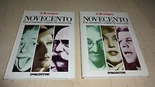 2 Libri -  Novecento - Fatti, Protagonisti e Conquiste - Il Messaggero