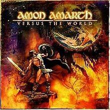 Tutto esaurito Versus the World/L di Amon Amarth   CD   stato bene
