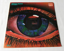 Michael MELVOIN with Redeye USA LP PAUSA Records PR 7181 (1985) SEALED