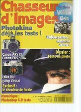 CHASSEUR D'IMAGES N°188 LECON DE PHOTO : L'AUTOMOBILE / L'ARBRE EN AUTOMNE
