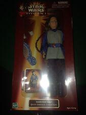 "Star Wars 12"" Beautiful Braids Padme Queen Amidala Doll. Episode 1. by Hasbro"