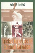Cricket Sports 1950-1999 Publication Year Books