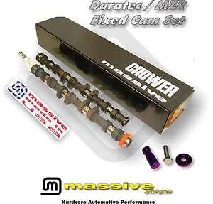 Massive Crower Custom Cams Camshafts MZR Duratec Fusion Mazda 3 6 2.0 2.3 2.5