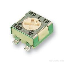 TRIMMER, SMD, 10K, Part # TS53YL103MR10