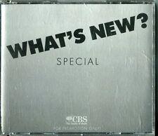 CBS Promo Sampler  2 CD's (c) 1988   MICHAEL JACKSON / DIE ÄRZTE / EIGHTH WONDER