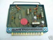 SUN'S ENGINEERING AMPLIFIER MODULE 210670