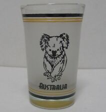 Australian KOALA SHOT GLASS 47.5mL souvenir Party NEW Aussie Australia nip gift