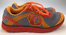 Men's 12.5 47 - Pearl Izumi EMotion EM Road H3 Orange Red Grey Running Shoes H 3