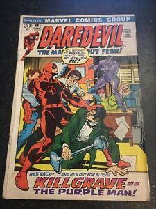 Daredevil#88 Awesome Condition 5.0(1972) Black Widow Origin